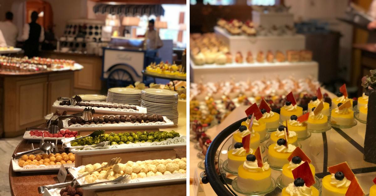 Dessert Buffet Hochschober