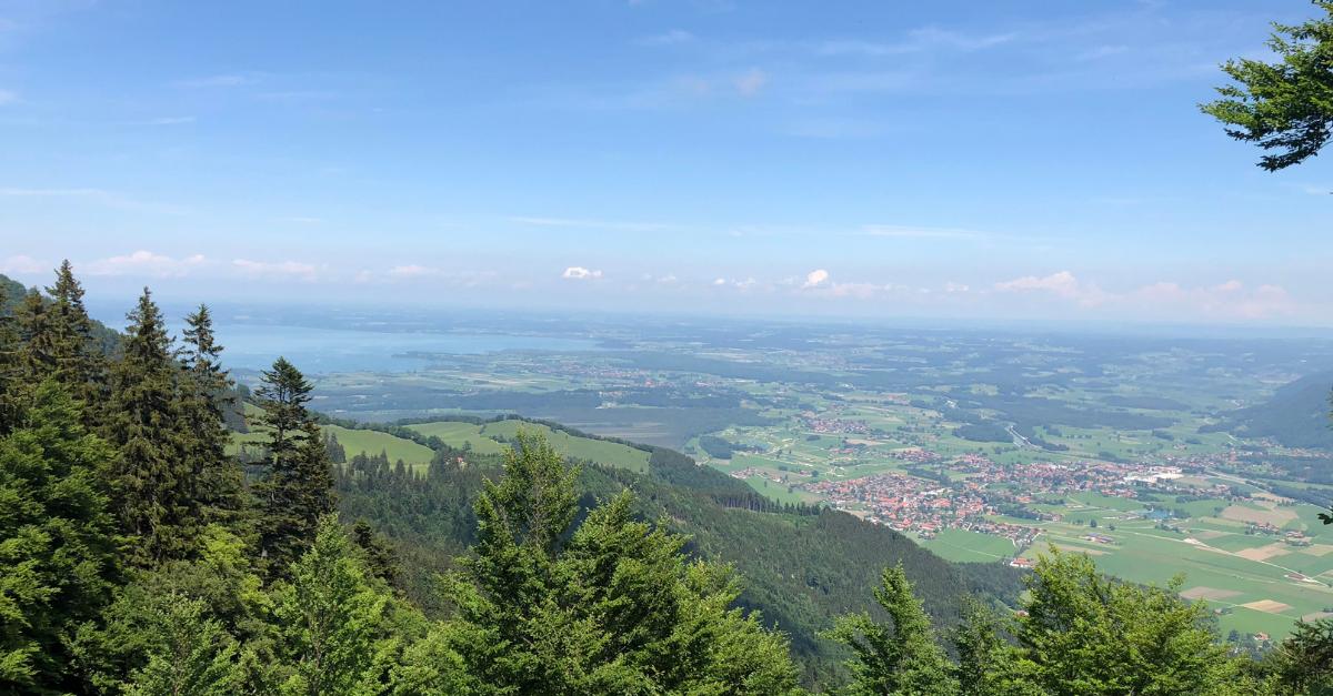 Wanderung Chiemgau