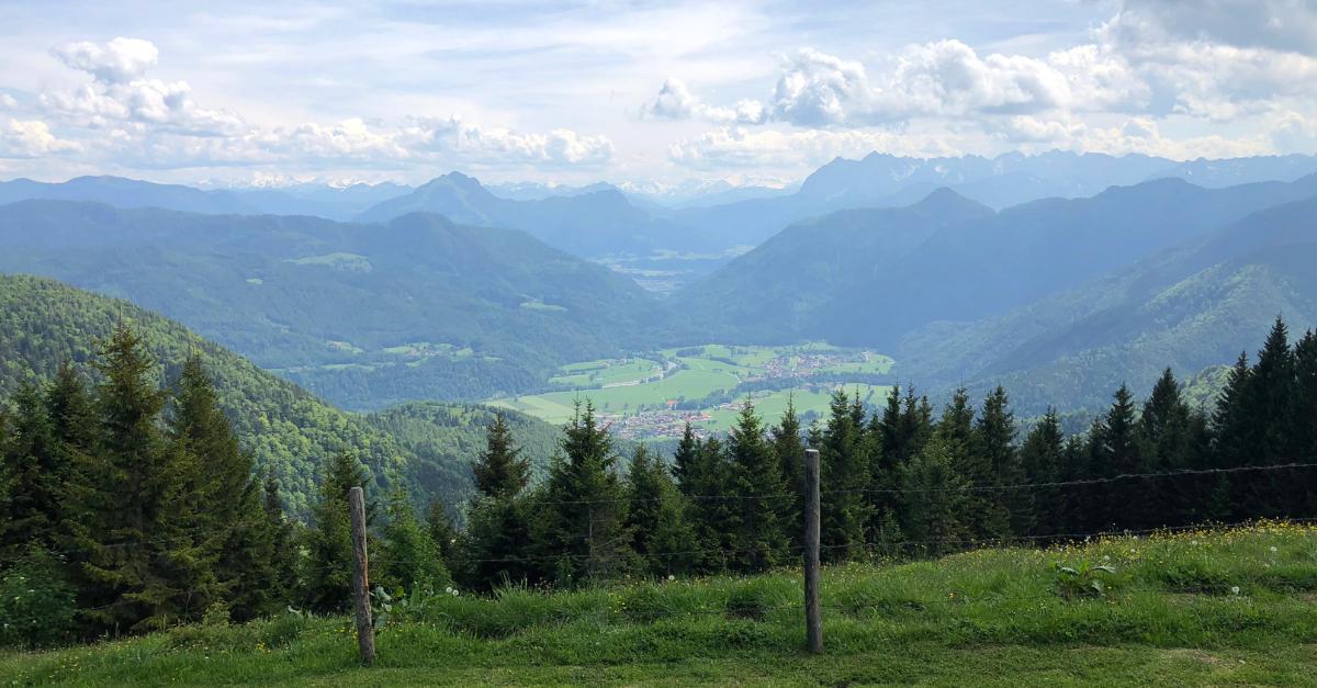 Wanderung Familien Chiemgau Chiemsee
