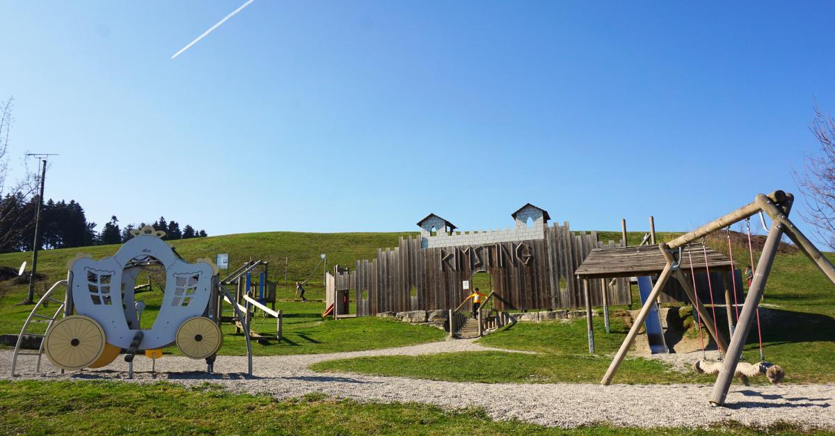 Spielplatz Ratzinger Hoehe