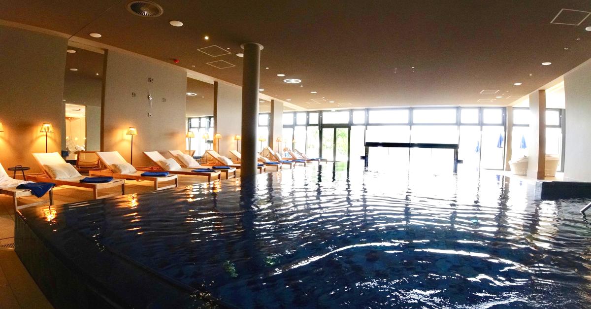 Seezeitlodge Pool