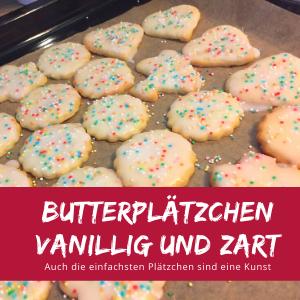 Rezept Butterplaetzchen