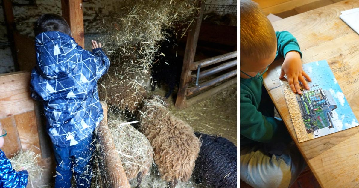 Hüttenurlaub mit Kindern in Kärnten