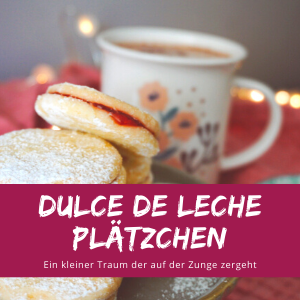 Rezept Dulce de Leche Plätzchen
