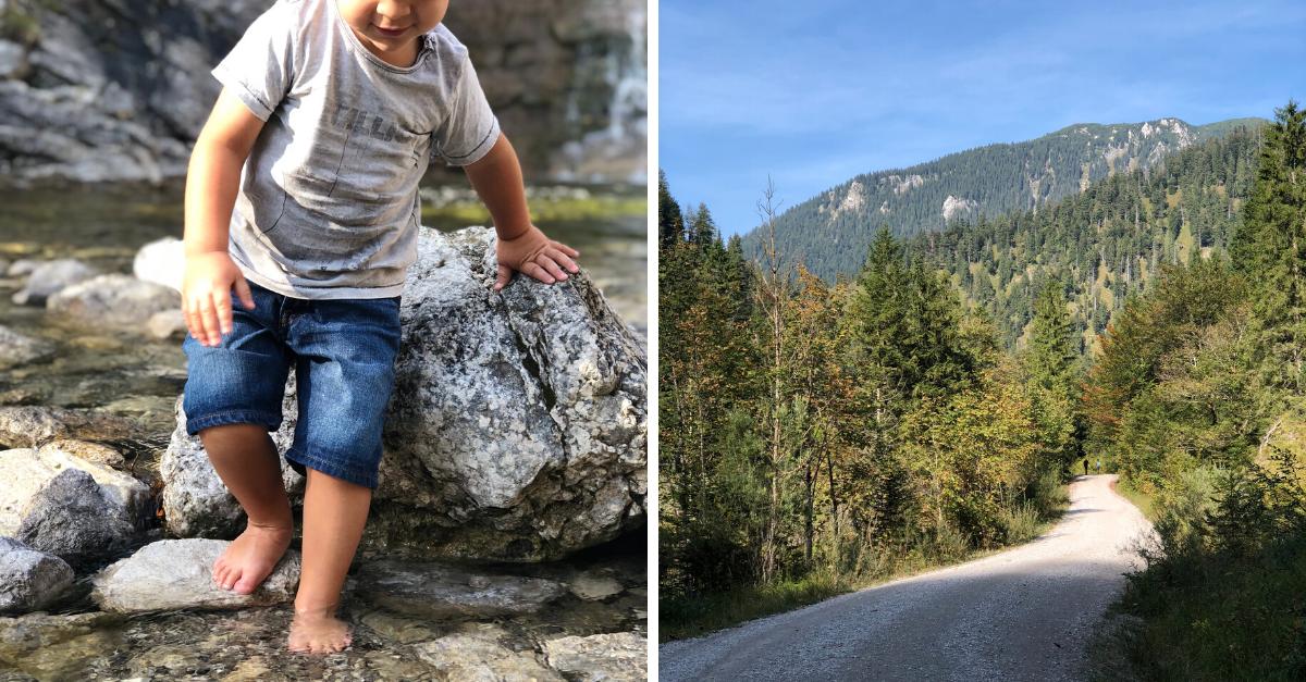 Wanderung Allgäu mit Kindern