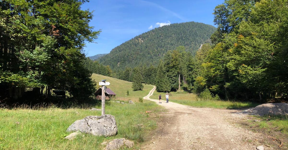 Wanderung Jachenau
