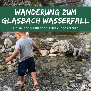 Wanderung Wasserfall Jachenau