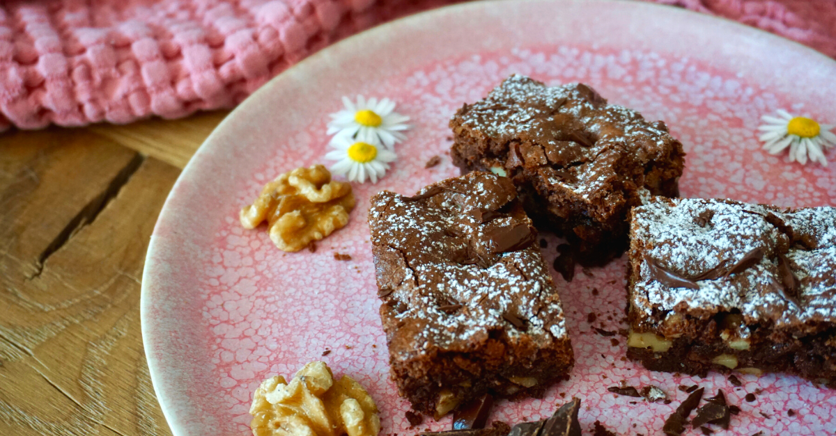 Brownies Rezept Thermomix