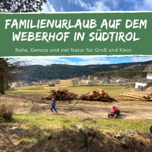 Erfahrung Weberhof Südtirol