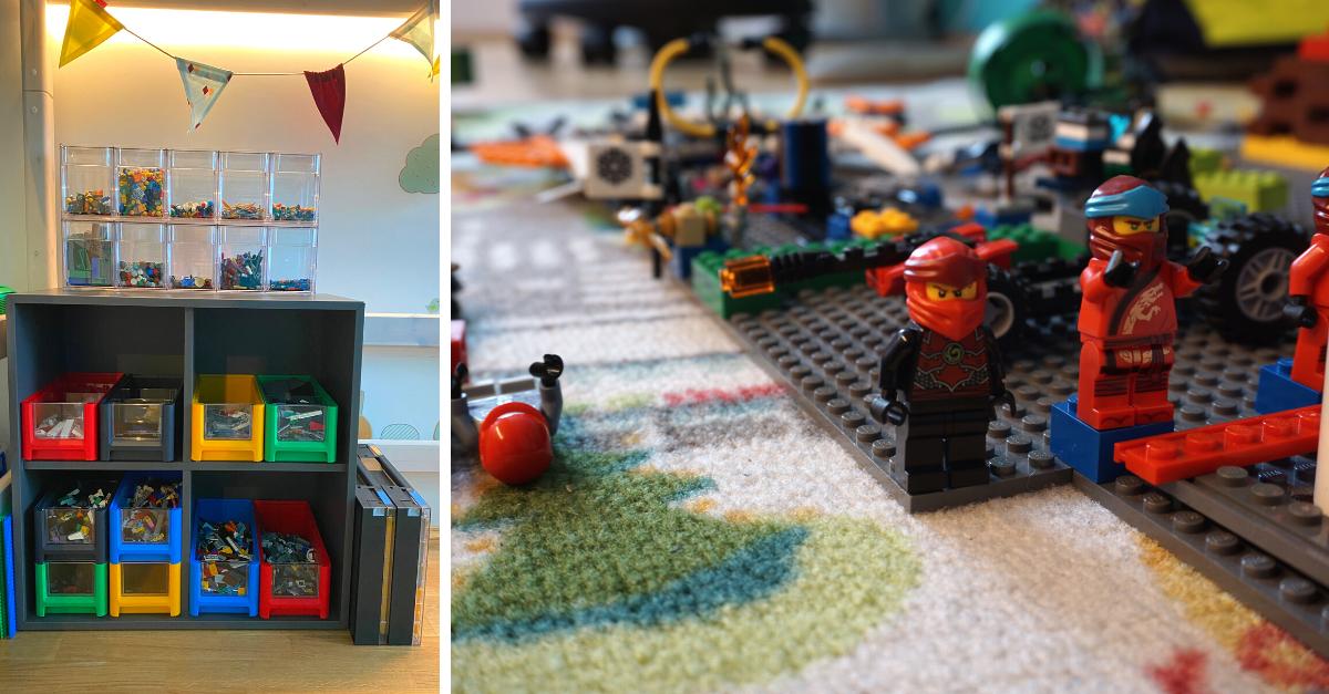 Lego Kiste Kinder