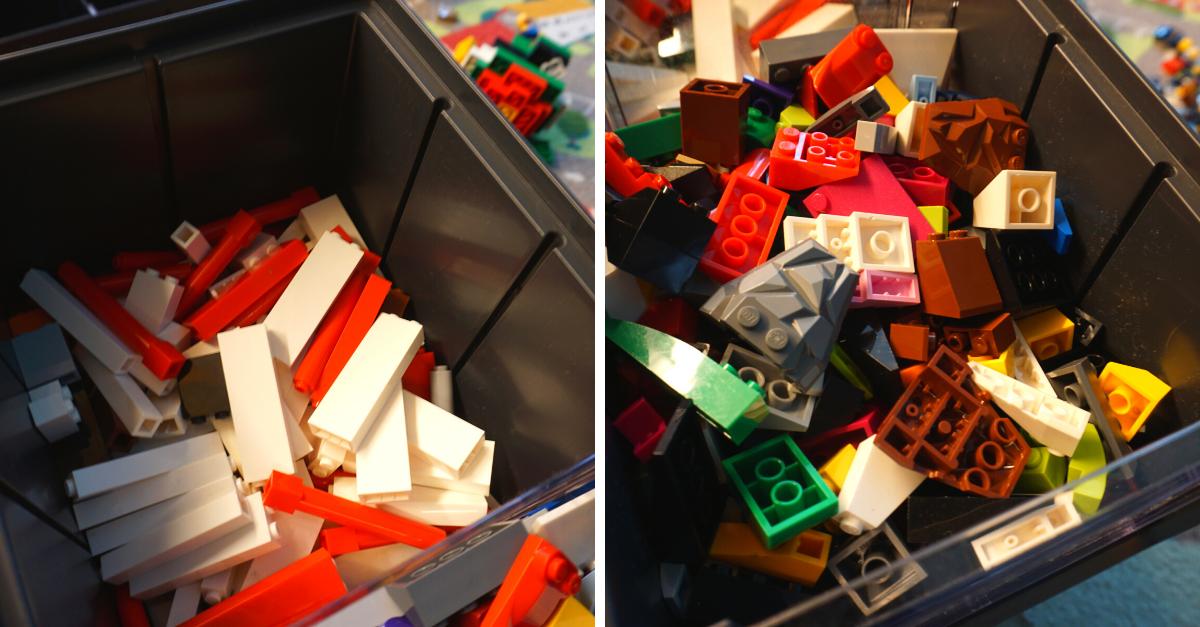 Lego Kinderzimmer