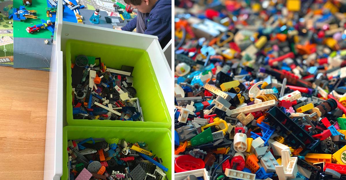 Lego Boxen IKEA