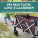 Fuxtec Luxus Bollerwagen