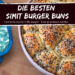 Simit Burger Buns Broetchen