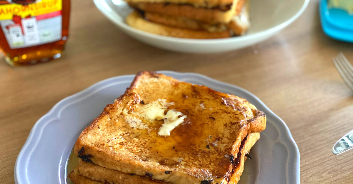 French Toast Rezept
