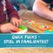 Quick Pucks Familienspiel