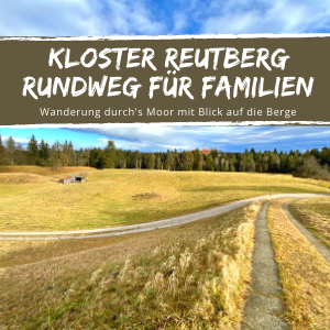 Kloster Reutberg Wanderung