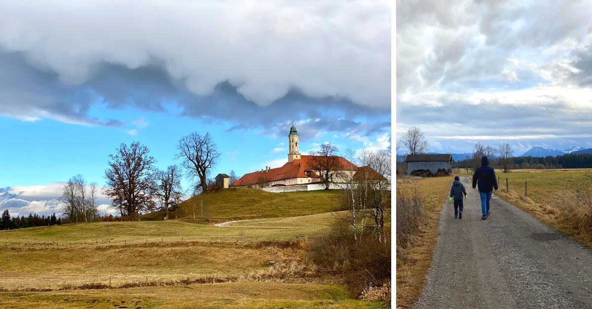 Wanderung Kloster Reutberg
