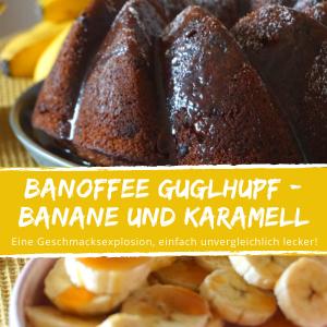 Banoffee Kuchen