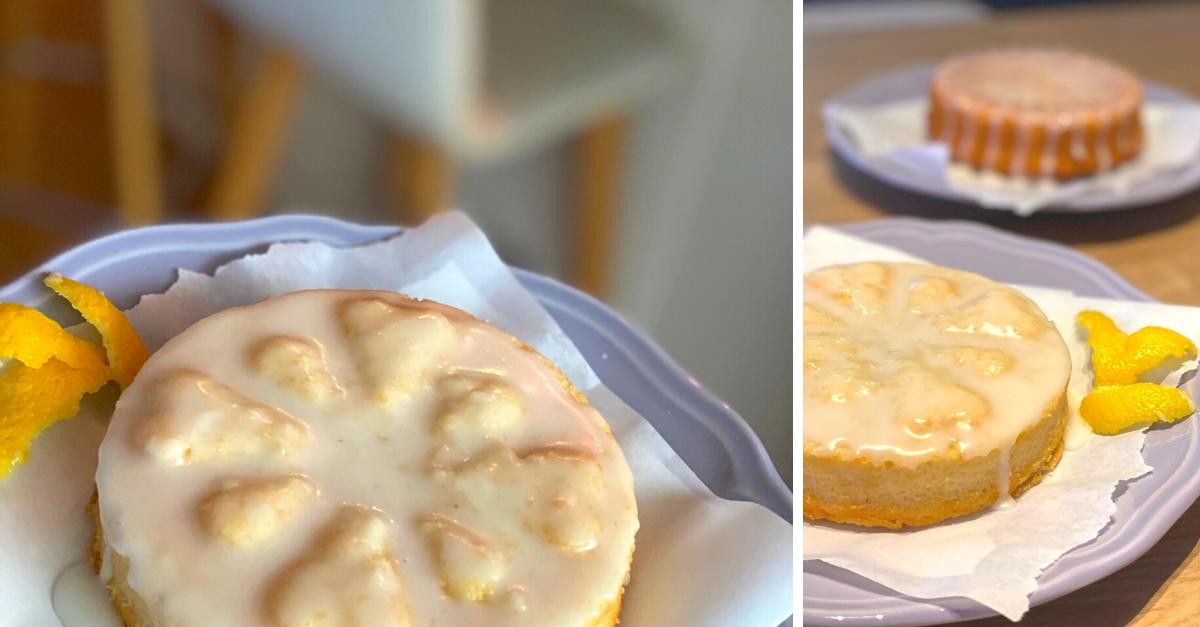 Buttermilch-Zitronen-Kuchen