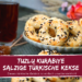 Salzige tuerkische Kekse Rezept