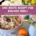 Rezept Bircher Müsli